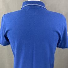 Load image into Gallery viewer, LACOSTE Mens RYDER CUP Blue POLO SHIRT Size 4 - Medium M
