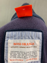 Load image into Gallery viewer, HUGO BOSS Mens ZACCUR Blue JERSEY JACKET - Size M Medium