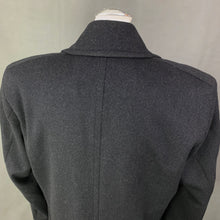 Load image into Gallery viewer, HUGO BOSS Mens ROAD Cashmere & Virgin Wool COAT Size IT 52 - XL Extra Large