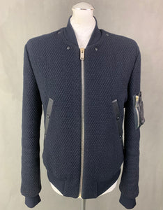 PAUL SMITH Mens Wool Blend BOMBER JACKET / COAT Size L - Large