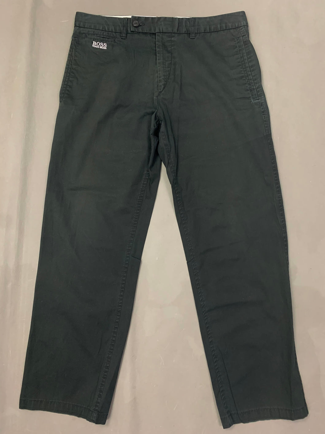 HUGO BOSS Mens HUMERPRO-W Tapered Leg TROUSERS Size Waist 32