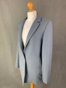 JIL SANDER Ladies VIRGIN WOOL JACKET / BLAZER Size IT 42 - UK 10