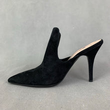 Load image into Gallery viewer, PAUL SMITH Ladies Black Azzura High Heels - Size 38 - UK 5