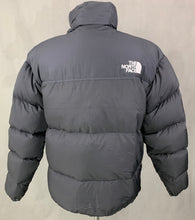 Load image into Gallery viewer, THE NORTH FACE Mens Black 700 DOWN FILLED PUFFER COAT Size Large L