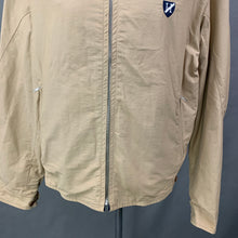 Load image into Gallery viewer, HACKETT Mens Reversible Beige & Blue JACKET / COAT - Size LARGE L