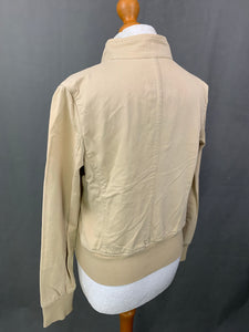BURBERRY Ladies Cotton JACKET / COAT - Size Extra Small XS