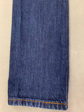 "Load image into Gallery viewer, LEVI STRAUSS &Co Mens LEVI'S Blue Denim 501 JEANS Size Waist 32""  Leg 34"" LEVIS"