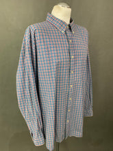 Load image into Gallery viewer, RALPH LAUREN Mens Check Pattern SHIRT Size 3XB BIG
