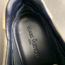 Load image into Gallery viewer, LOUIS VUITTON Mens Blue Trainers / Casual Shoes - Size EU 40 - UK 6