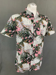 PAUL SMITH Mens Floral Pattern SHIRT - Size Medium M