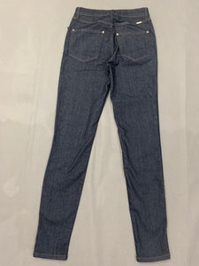 "New MARCIANO Ladies SKINNY Blue Denim JEANS Size Waist 26"" - Leg 29"" BNWT"