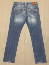 "Load image into Gallery viewer, TOMMY HILFIGER Mens STOKES Blue Denim JEANS Size Waist 36""  Leg 32"""