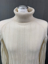 Load image into Gallery viewer, GANT Mens Roll Neck Wool Blend JUMPER - Size M Medium