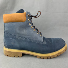 Load image into Gallery viewer, TIMBERLAND Blue BOOTS Size UK 10 - US 11 W