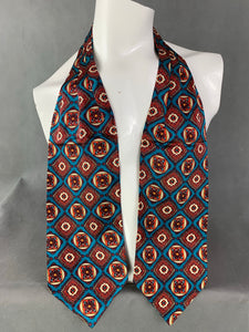 TOOTAL Gentleman's 100% Silk DRESS SCARF