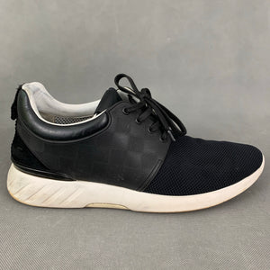 LOUIS VUITTON Mens Black Trainers / Casual Shoes - Size EU 41.5 - UK 7.5