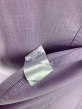"Load image into Gallery viewer, GUCCI Mens Purple SHIRT Size 14.5"" Collar / 37"" Chest - 2XS XXS"