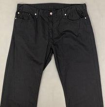 "Load image into Gallery viewer, LEVI STRAUSS &Co Mens LEVI'S Black Denim 514 JEANS Size Waist 40"" Leg 32"" LEVIS"
