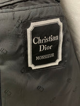 "Load image into Gallery viewer, CHRISTIAN DIOR MONSIEUR Luxurious Wool COAT Size R40 - UK 40"" Chest"