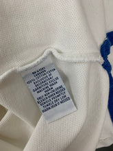Load image into Gallery viewer, POLO RALPH LAUREN Mens White POLO SHIRT Size XL Extra Large