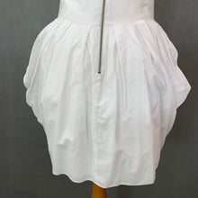 Load image into Gallery viewer, ALLSAINTS Ladies White BEAUJOLAIS DRESS - Size UK 10