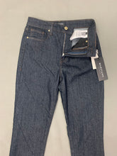 "Load image into Gallery viewer, New MARCIANO Ladies SKINNY Blue Denim JEANS Size Waist 26"" - Leg 29"" BNWT"