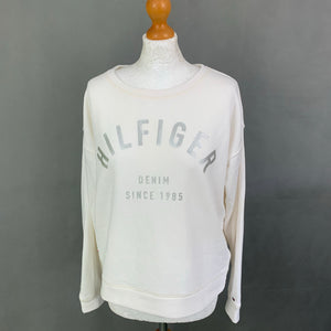TOMMY HILFIGER DENIM Ladies SWEATER / JUMPER - Size Medium M