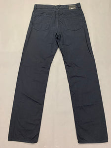 "HUGO BOSS Mens ARKANSAS1 Blue Denim JEANS Size Waist 34"" - Leg 34"""