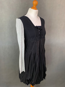 LE JEAN DE MARITHÉ + FRANCOIS GIRBAUD DRESS - Size Small S