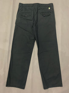 "HUGO BOSS Mens HUMERPRO-W Tapered Leg TROUSERS Size Waist 32"" - Leg 29"""