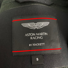 Load image into Gallery viewer, HACKETT Mens ASTON MARTIN RACING Team JACKET / COAT - Size SMALL S