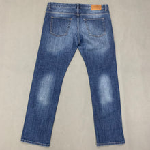 "Load image into Gallery viewer, HUGO BOSS Mens DELAWARE Blue Denim JEANS Size Waist 34"" - Leg 29"""
