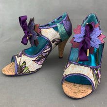 Load image into Gallery viewer, POETIC LICENCE Ladies RITA PRIMROSE Open Toe Heels - Size 38 - UK 5