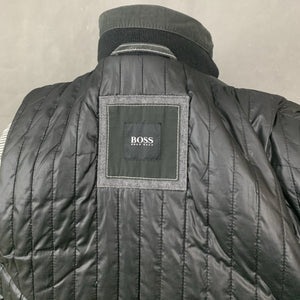 "HUGO BOSS Mens TABOS COAT / JACKET Size L LARGE - IT 50 UK 40"" Chest"