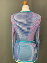 Load image into Gallery viewer, MISSONI WRAP CARDIGAN & WRAP SKIRT 2 PIECE SET Size UK 12 - IT 44 Made in Italy