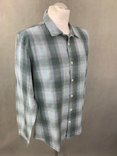 Load image into Gallery viewer, NN07 NO NATIONALITY Mens FALK Check Pattern SHIRT Size XL Extra Large