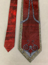 Load image into Gallery viewer, GIANFRANCO FERRE 100% SILK TIE - Made in Italy