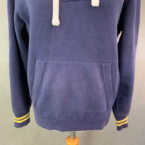 POLO RALPH LAUREN Ladies Blue HOODIE / HOODED TOP Size SMALL S
