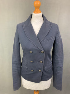 SANDRO Ladies JACKET  Size FR 36 - UK 8