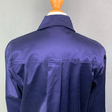 Load image into Gallery viewer, CHLOÉ Ladies Indigo Shirt / Party Top Size IT 42 - UK 10 - See by Chloe
