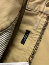 "Load image into Gallery viewer, HUGO BOSS Mens MAINE Beige Denim Regular Fit JEANS Size Waist 38"" - Leg 31"""