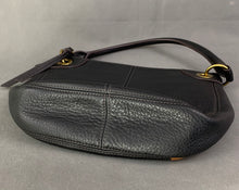 Load image into Gallery viewer, FOSSIL Ladies Black Leather HANDBAG / BAG