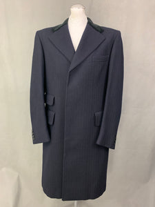 "CHRISTIAN DIOR MONSIEUR Luxurious Wool COAT Size R40 - UK 40"" Chest"