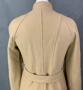 ARMANI Ladies Wool Blend COAT / JACKET Size Small S