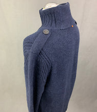 Load image into Gallery viewer, HUGO BOSS Mens ANACONDA Chunky Knit CARDIGAN Size XL Extra Large