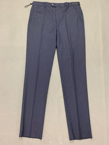 "New TED BAKER Mens DECTRO Blue TROUSERS Size 32R - Waist 32"" BNWOT"