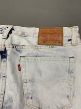 "Load image into Gallery viewer, LEVI STRAUSS & Co Mens Blue Denim LEVI'S 541 JEANS Size Waist 34"" Leg 31"" LEVIS"