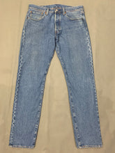 "Load image into Gallery viewer, LEVI STRAUSS &Co Mens BIG E Levi's 501 ST JEANS Size Waist 33""  Leg 33"" LEVIS"