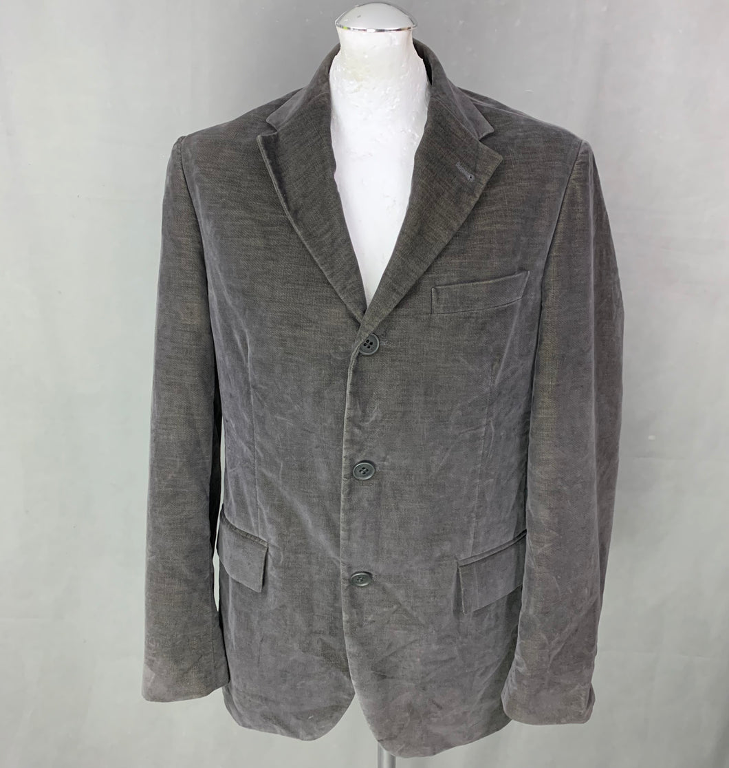TED BAKER Mens POKERS Cotton Blend BLAZER / SPORTS JACKET Ted Size 4 - L Large 40