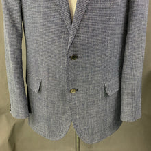 "Load image into Gallery viewer, HUGO BOSS Mens HUTSONS Linen Blend BLAZER / SPORTS JACKET - Size IT 58 / UK 48"" Chest"